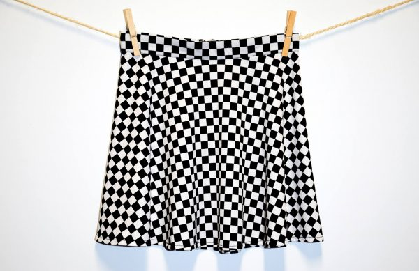 Hardcore Skirt Rude Girl