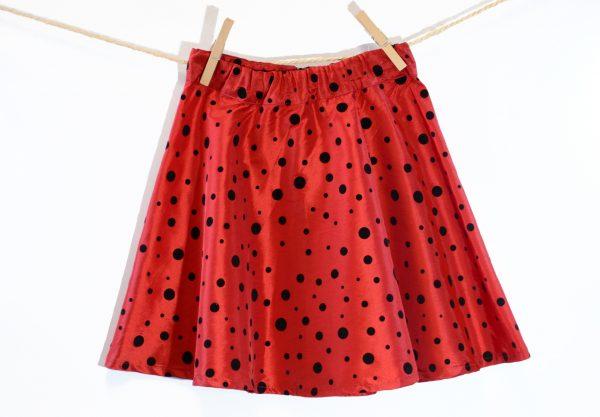 Hardcore Skirt Ladybug
