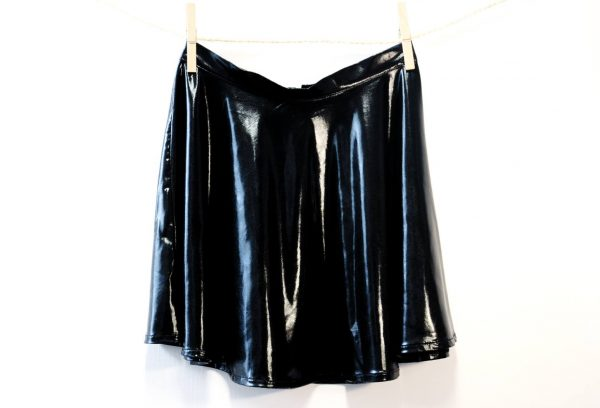Hardcore Skirt Black