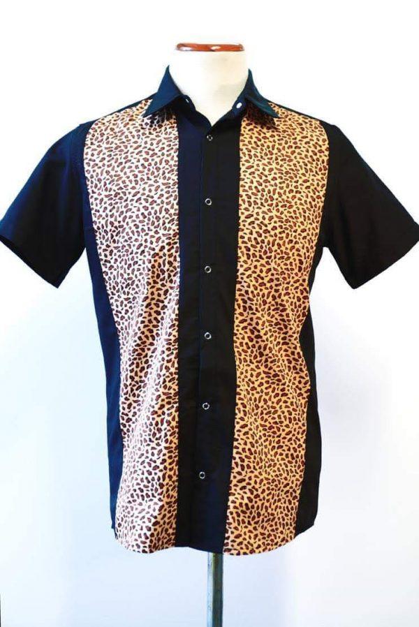 Camisa Leopardo