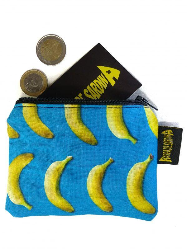 Monedero de Bananas