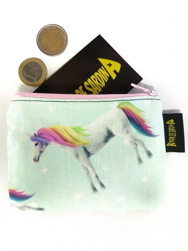 Monedero Unicornio Fantasía