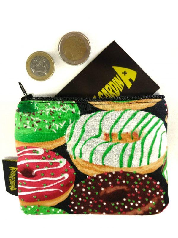 Monedero Donuts