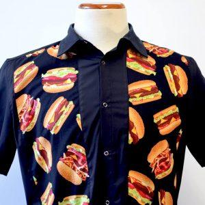 camisa burger 1