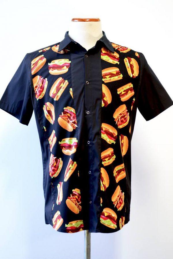 Camisa Burger