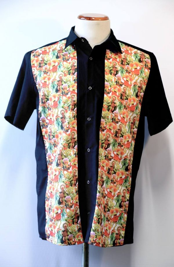 Camisa Fraggle Rock