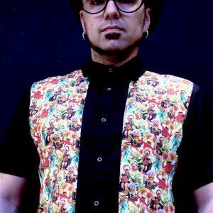 camisa fraggle 3