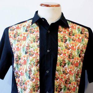 camisa fraggle