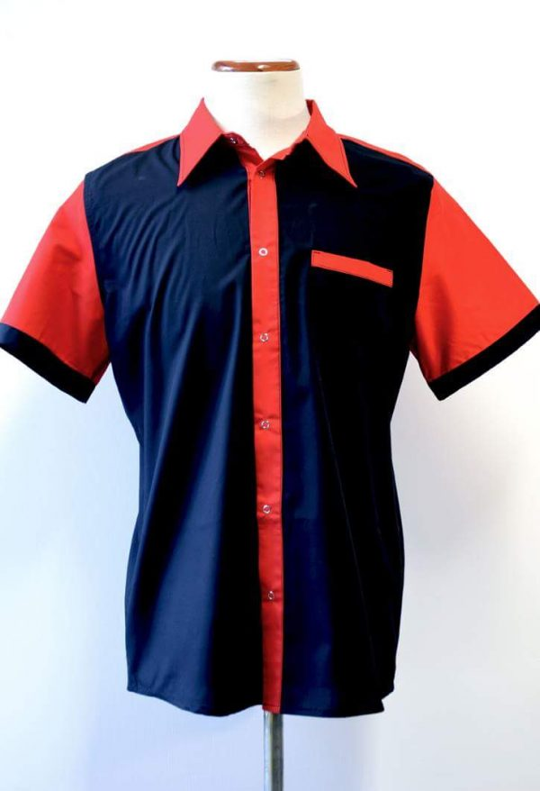Camisa Phantom Dragster Negra