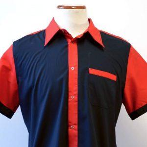 camisa phantom negra 1