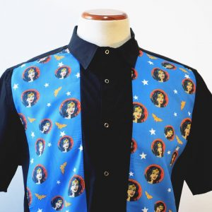 camisa wonder woman