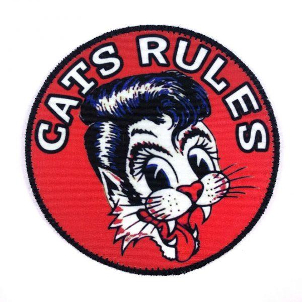 PARCHE CATS RULES