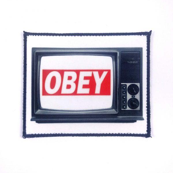 PARCHE OBEY