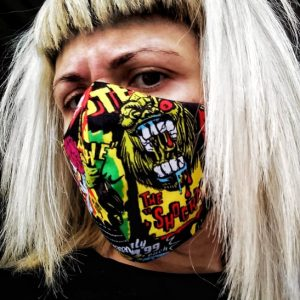 creepy mask 1