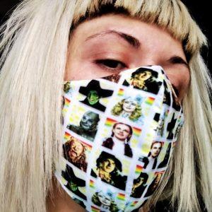 mago de oz mask