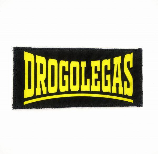 PARCHE DROGOLEGAS